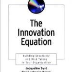 innovation equation creativity risk