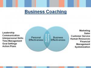 sample slide - coaching models