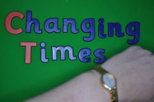 Changing Times - Networking & Social Media