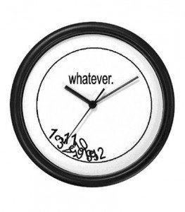 social media marketing - waste of time? clock image