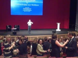 Creating Powerful Communication -exercise at #cipd11