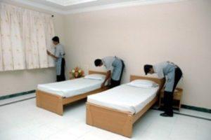 Housekeeping hygeine