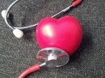 Cost of stress image - heart stethoscope
