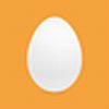 twitter egg head