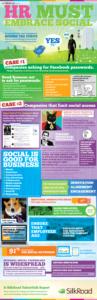 HR social infographic
