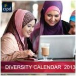 Diversity calendar from the CIPD 2013