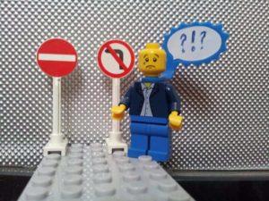 change management, habits and roadworks