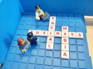 Social media, social business