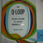 The Q-Loop –  the art and science of lasting corporate change book review