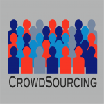 Crowdsourcing funding icon