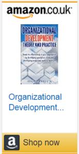 Organizational development book on amazon