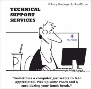 RapidBI Daily Cartoon #15
