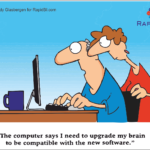 RapidBI Daily Business Cartoon #16