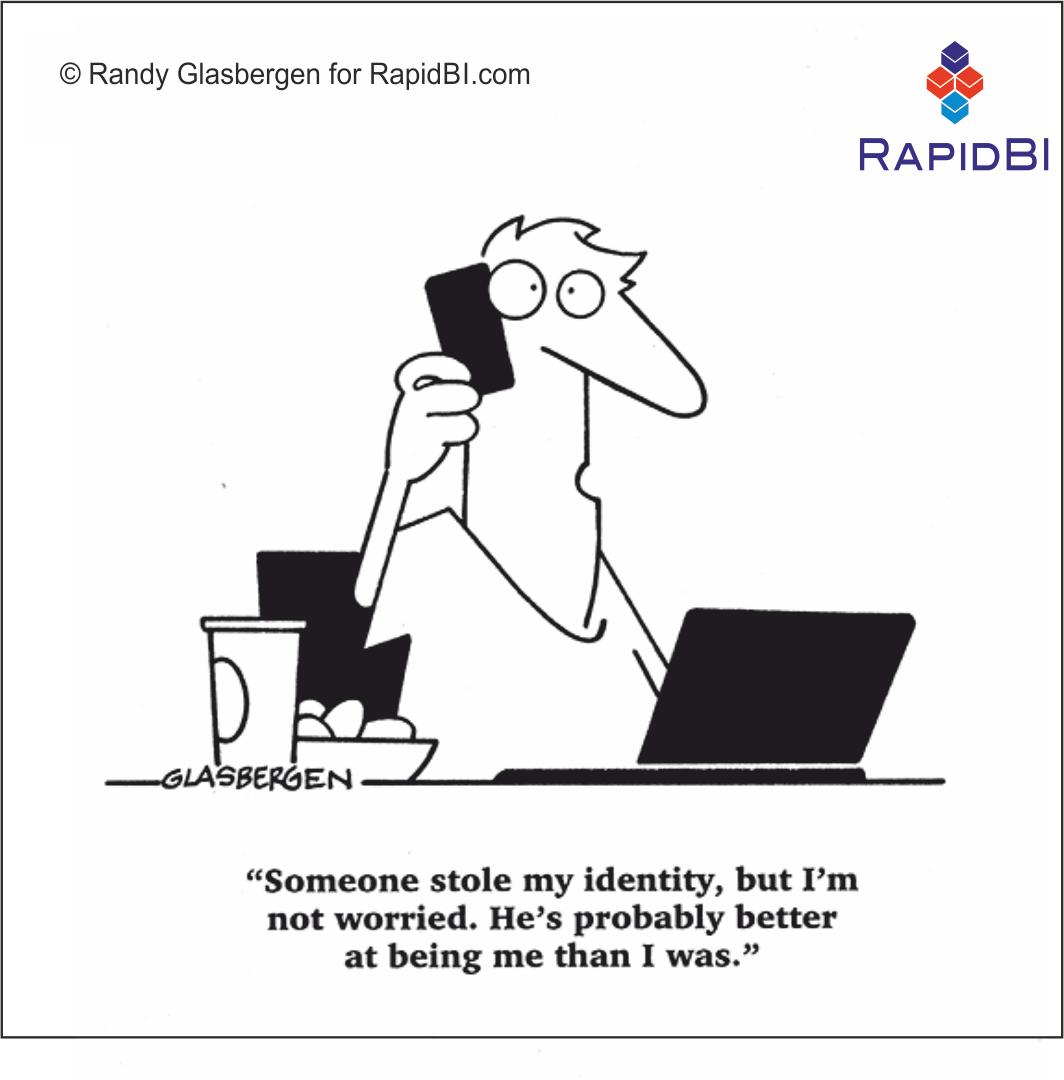 RapidBI Daily Cartoon #17