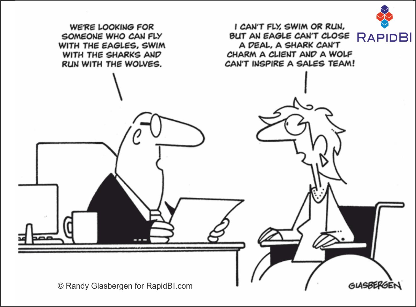 RapidBI Daily Cartoon #19