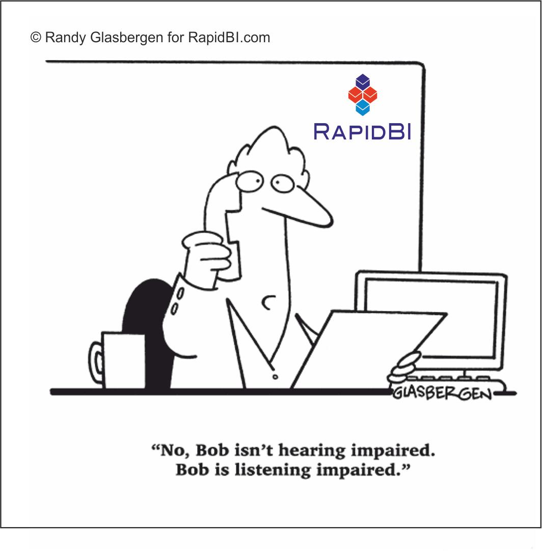 RapidBI Daily Cartoon #22