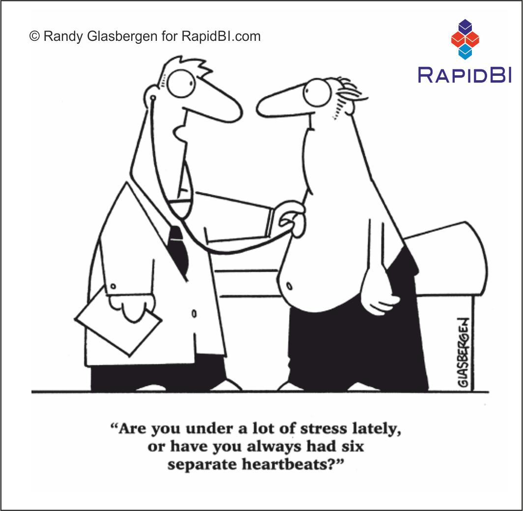 RapidBI Daily Cartoon #27