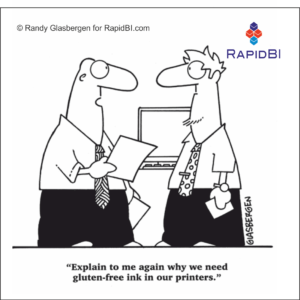 RapidBI Daily Cartoon #28