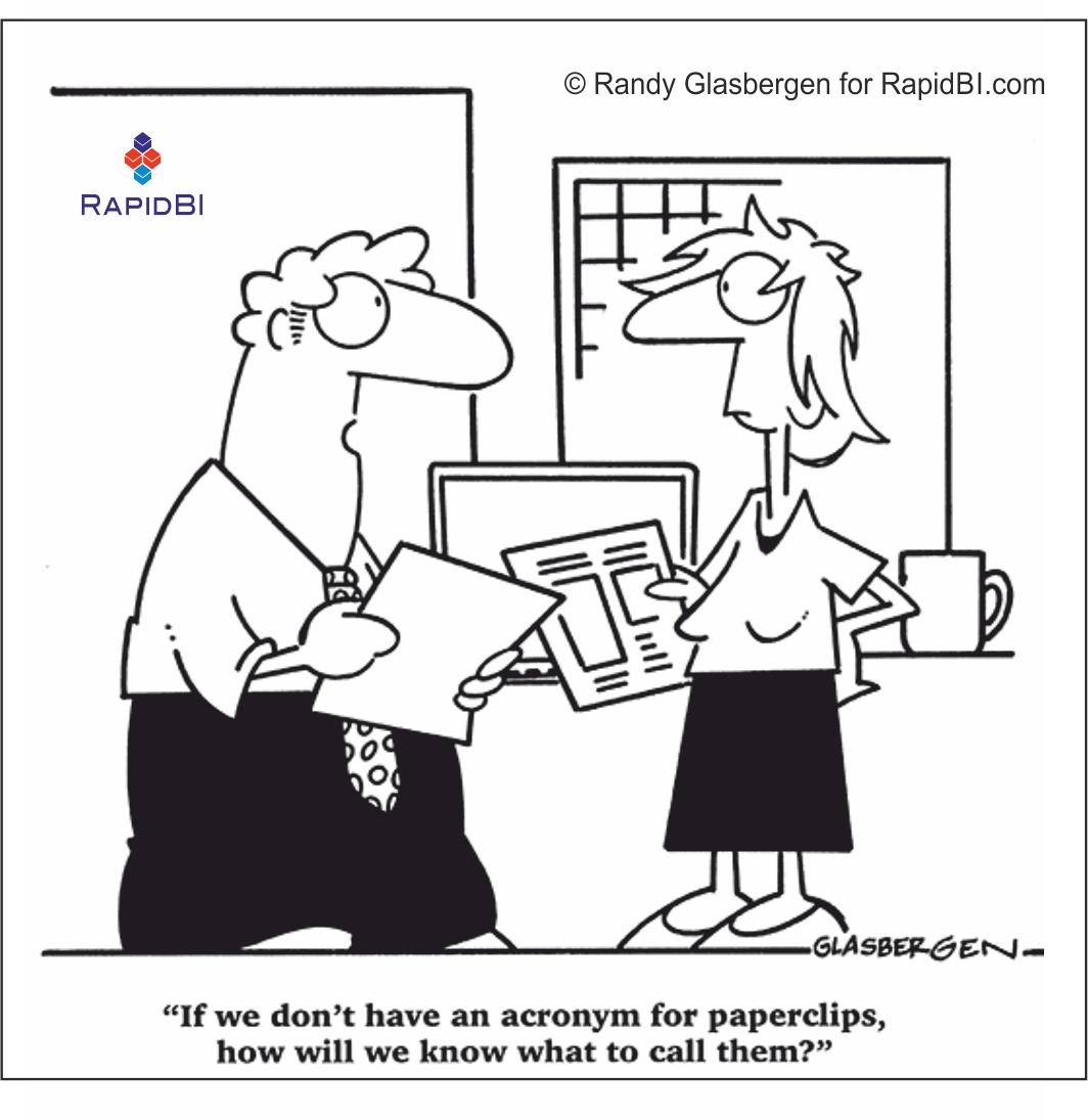 RapidBI Daily Cartoon #32
