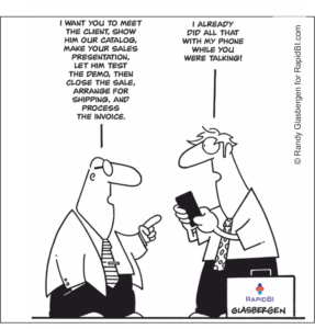 RapidBI Daily Cartoon #34