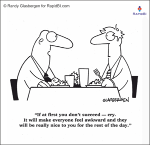 RapidBI Daily Cartoon #38