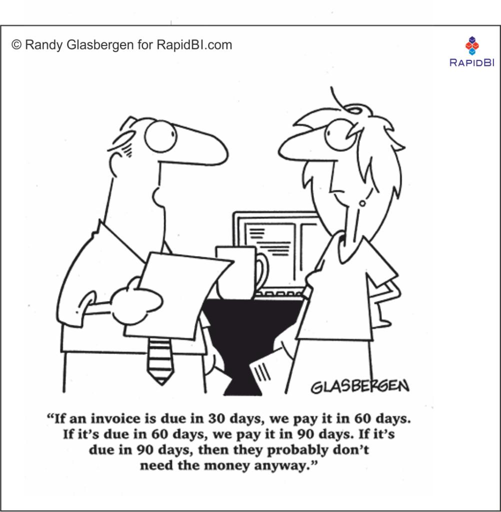 RapidBI Daily Cartoon #41