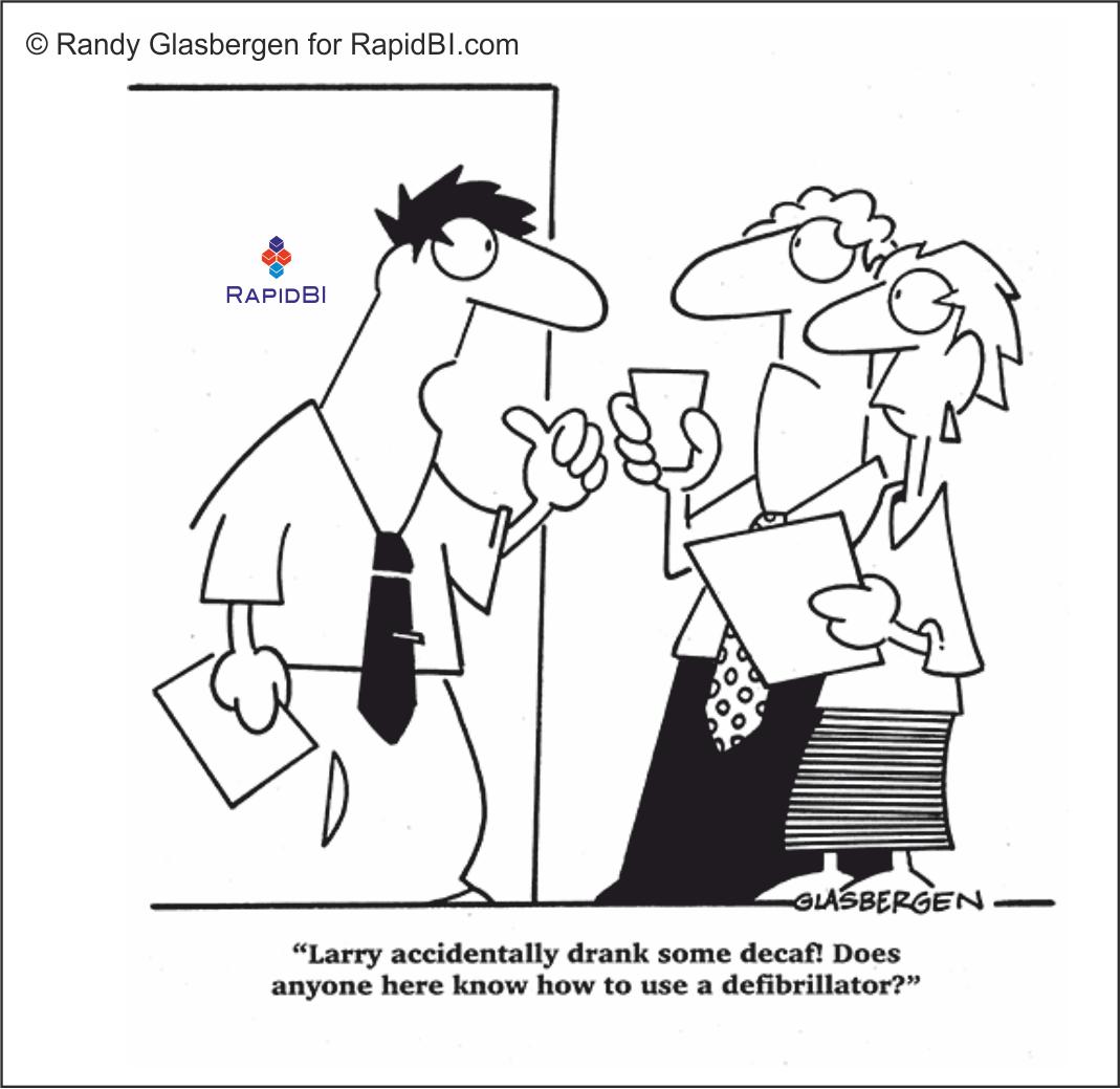 RapidBI Daily Cartoon #42