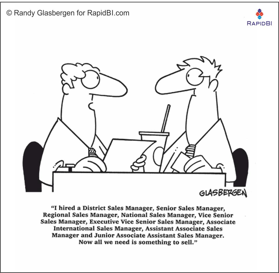 RapidBI Daily Cartoon #49