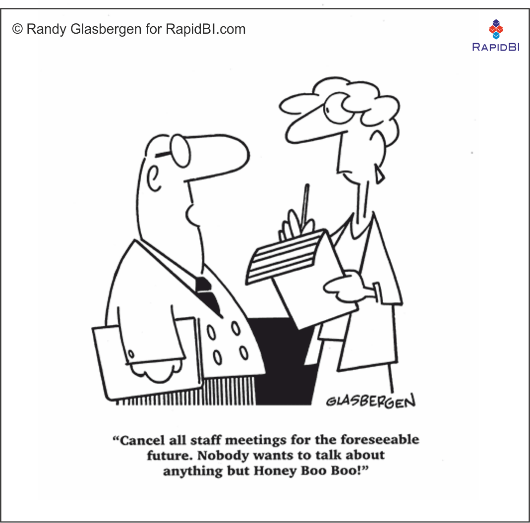 RapidBI Daily Cartoon #57