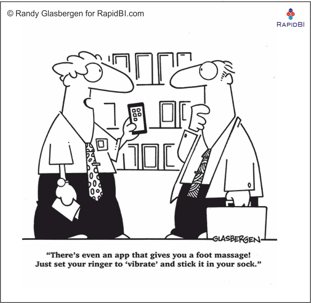 RapidBI Daily Cartoon #58