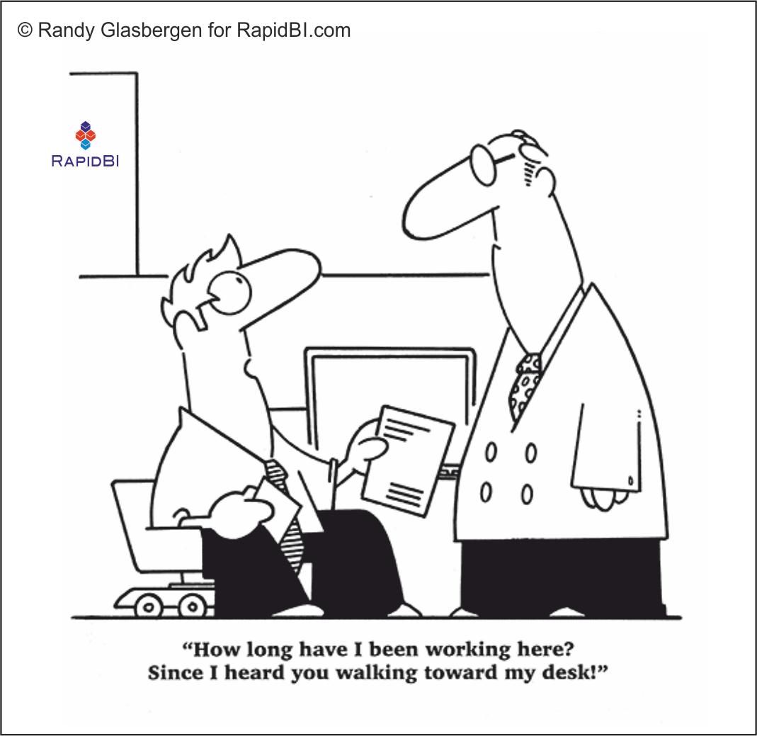 RapidBI Daily Cartoon #64