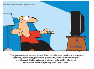 RapidBI Daily Cartoon #8