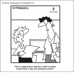 RapidBI Daily Cartoon #82