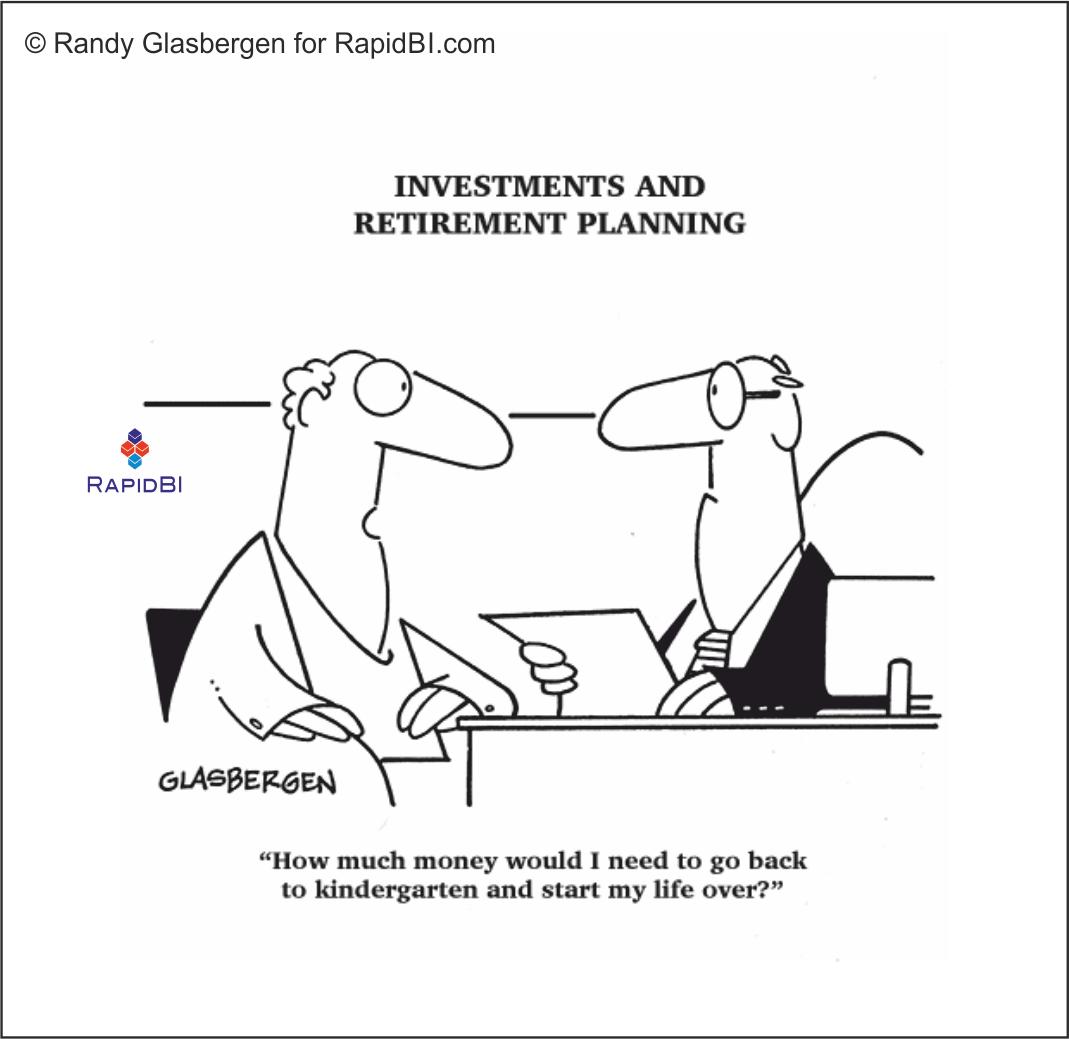 RapidBI Daily Cartoon #85