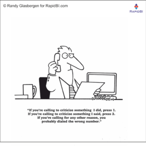 RapidBI Daily Cartoon #88