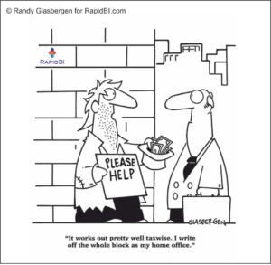 RapidBI Daily Cartoon #91