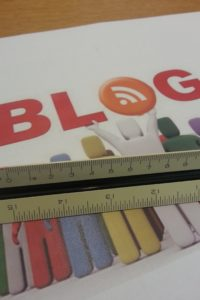 How many words long should a blog be?