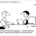 RapidBI Daily Business Cartoon #107