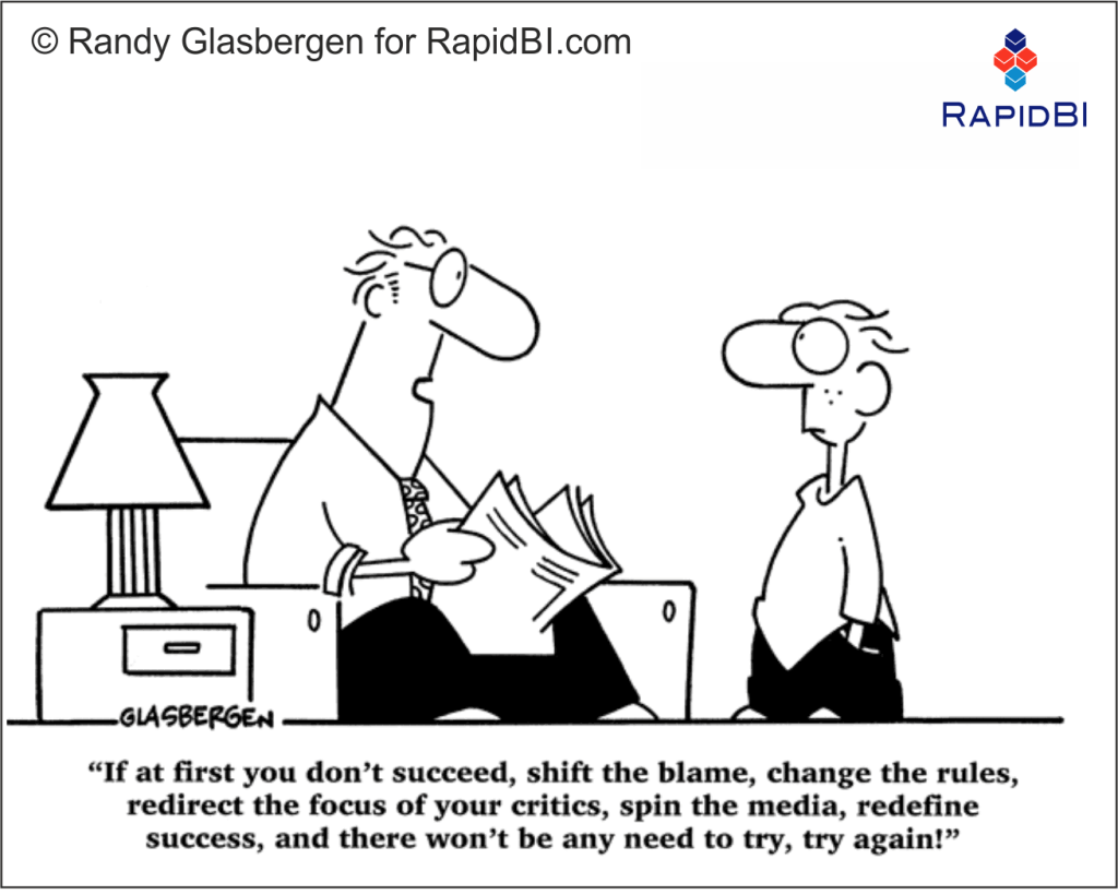 RapidBI Daily Business Cartoon #116