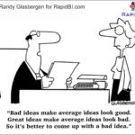 RapidBI Daily Business Cartoon #122