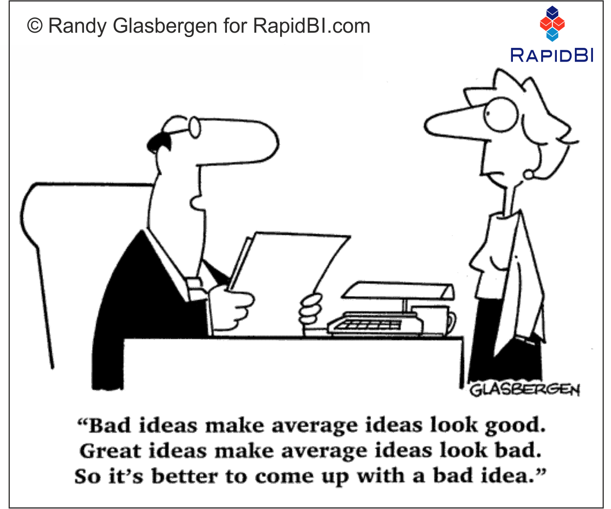 How to make a business out of an idea