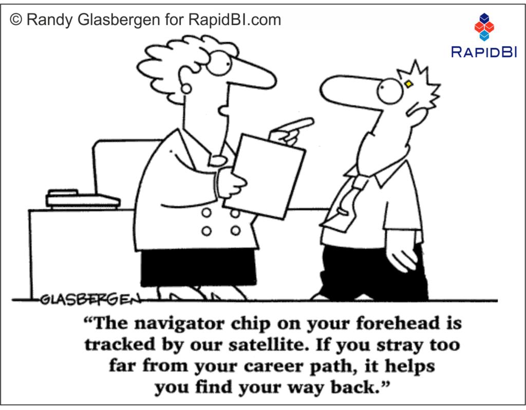 RapidBI Daily Business Cartoon #125
