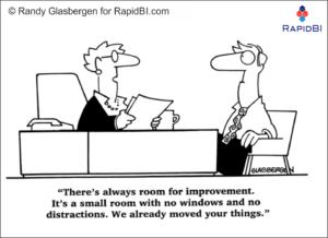RapidBI Daily Business Cartoon #128