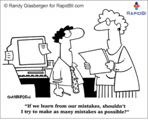 RapidBI Daily Business Cartoon #130