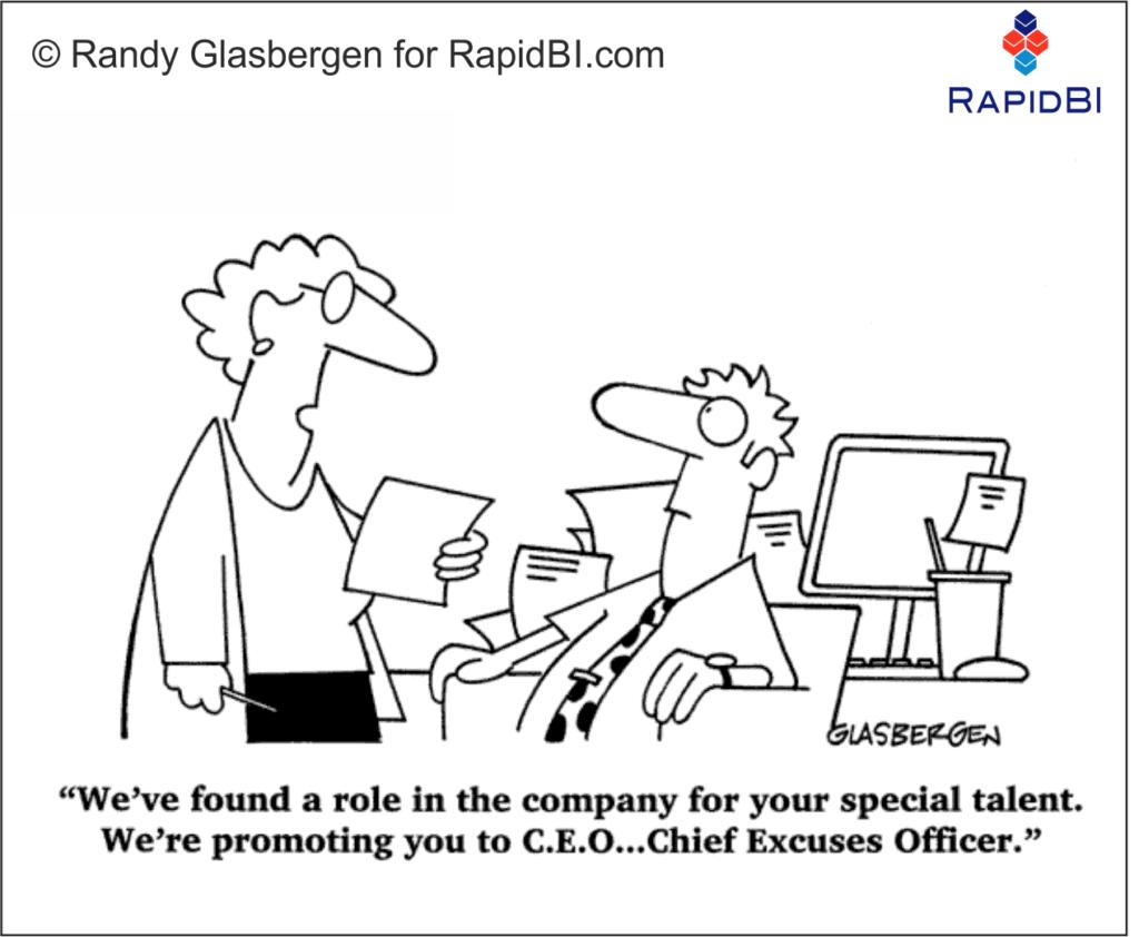 RapidBI Daily Business Cartoon #134