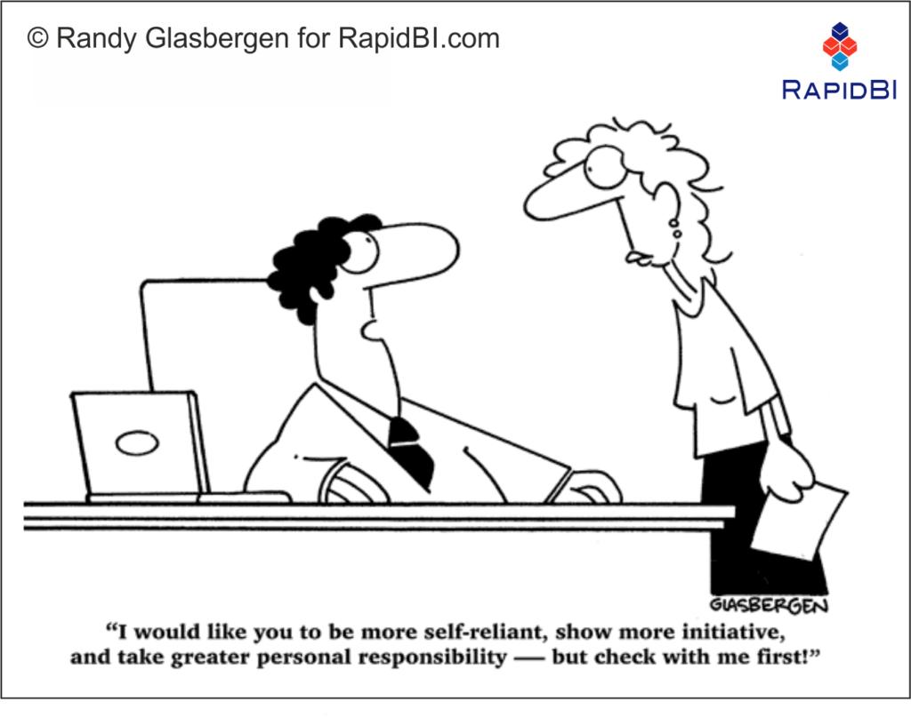 RapidBI Daily Business Cartoon #138