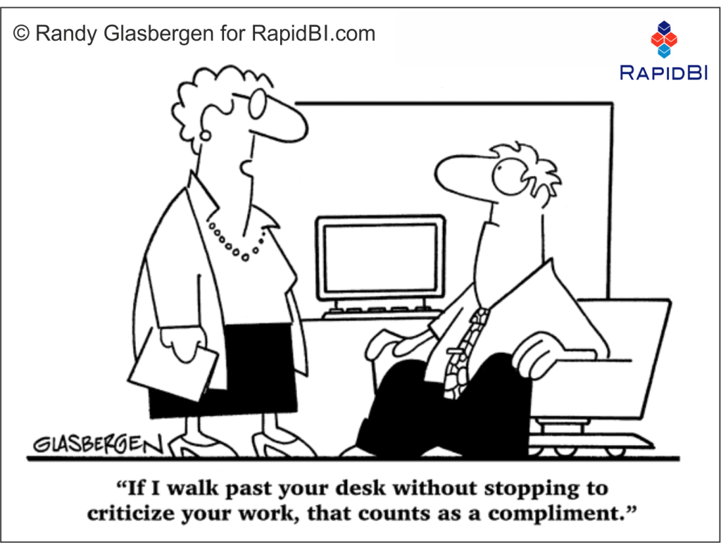 RapidBI Daily Business Cartoon #139