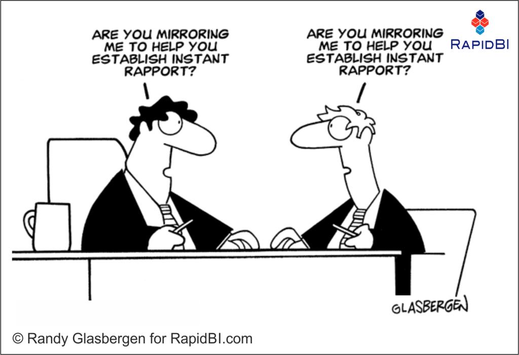 RapidBI Daily Business Cartoon #142