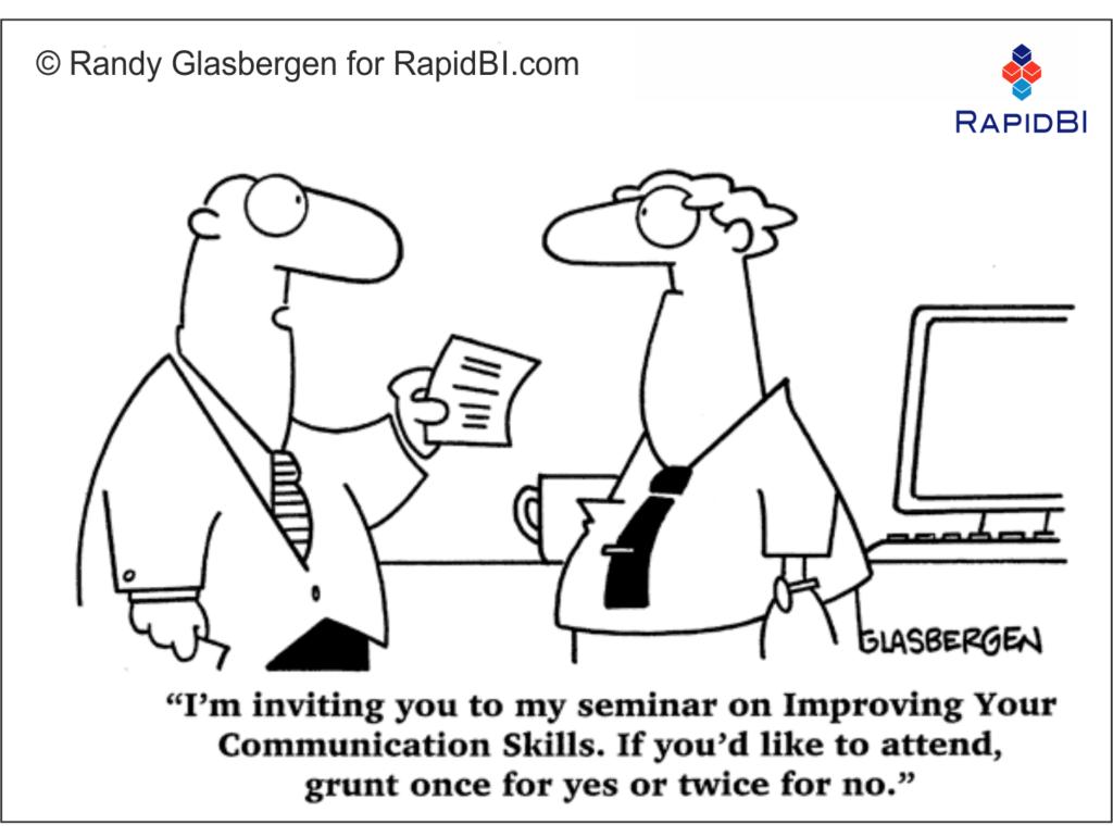 RapidBI Daily Business Cartoon #143