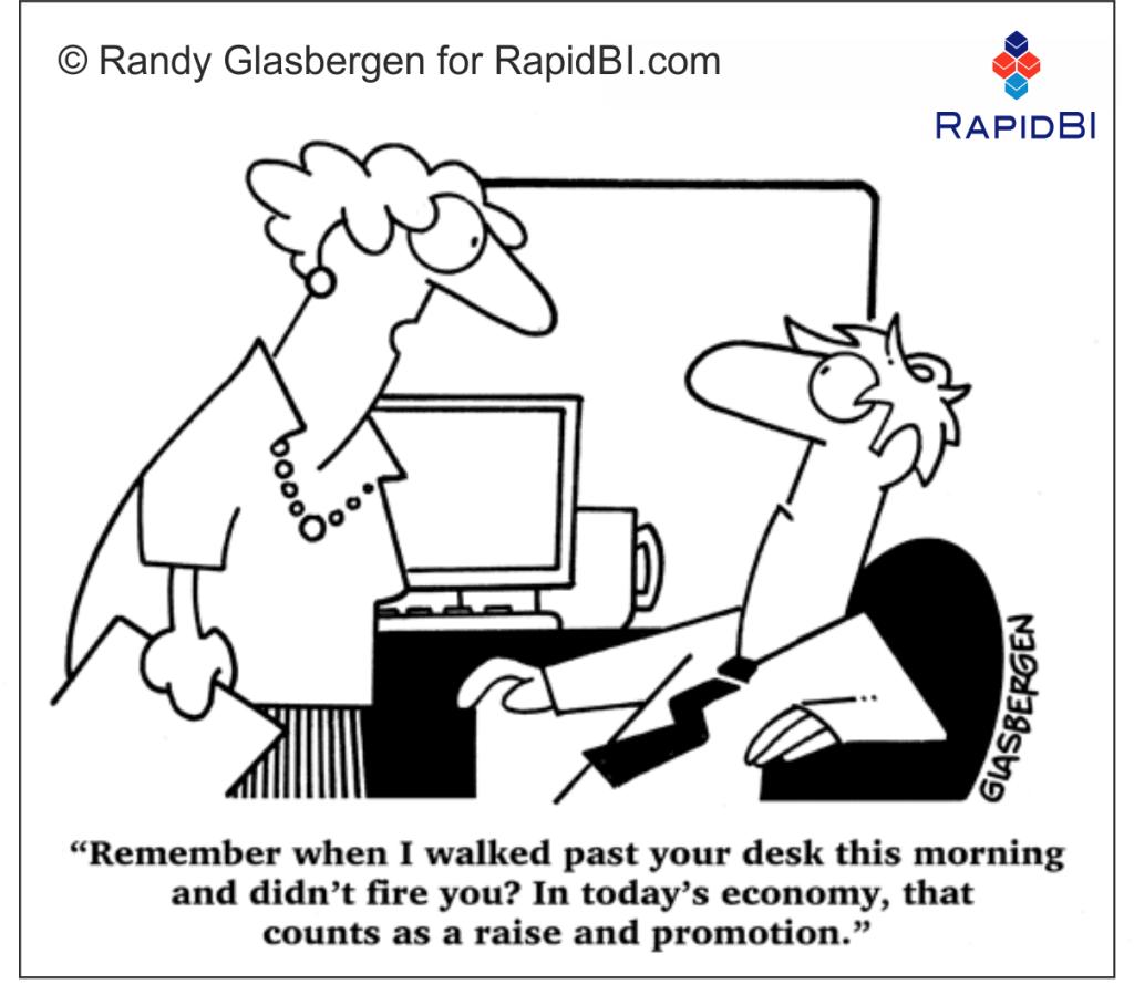 RapidBI Daily Business Cartoon #148